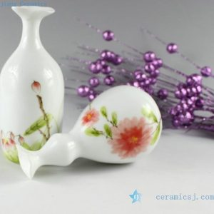 2I01 Hand made small ceramic beautiful vases