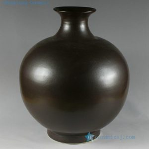 "RYNQ136 h13.4"" Solid color Modern Vases"