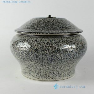 RZBV01 Jingdezhen Ceramic Lidded Jars