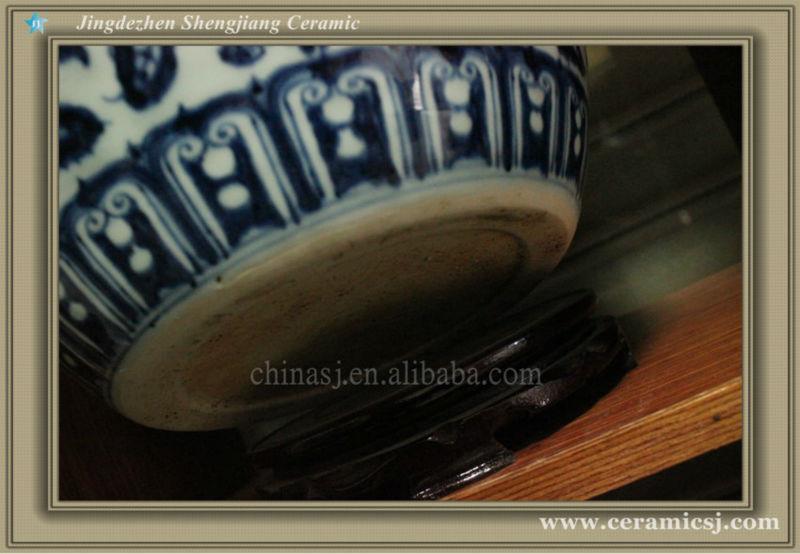 WRYWB07 Antique Ming Dynasty Flower Vase