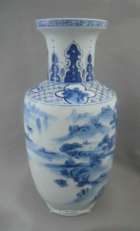 Chinese antique reproduction ceramic vase WRYPC03