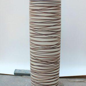 """19.5"""" modern tall vases"""