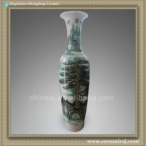 RYXJ06 78 inch Chinese Porcelain tall vases