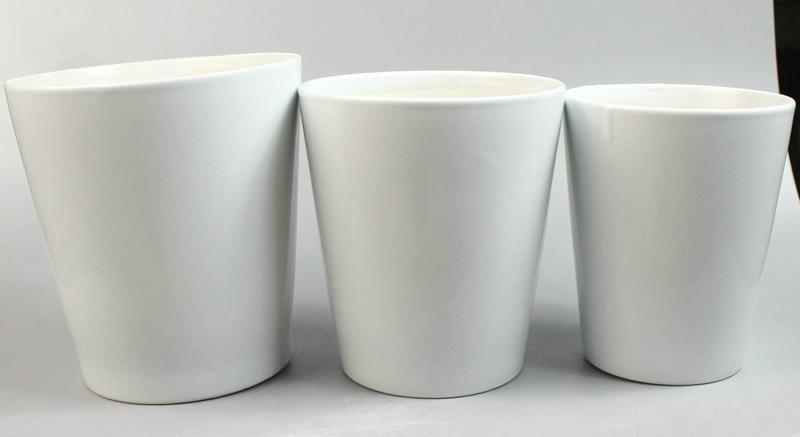 10 Inch Ceramic Flower Pots