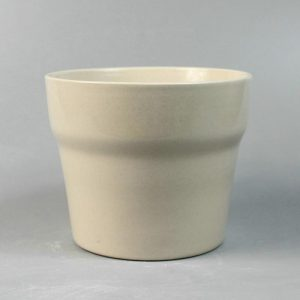 "RYYG01 5"" Plain color ceramic flower pot"