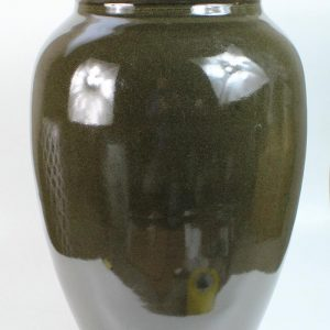 "RYYI01 20.8"" Tea dust glazed ceramic jars"