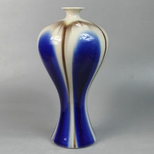 "RYYO01 13"" Crackle Transmutation ceramic vases"