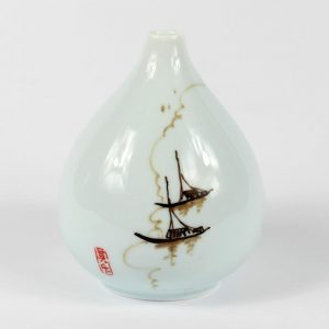 RZAN03 Porcelain vases