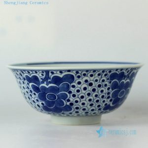 porcelain blue white tea cups