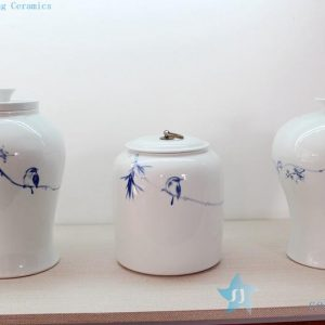2U03 Ceramic vases and jars