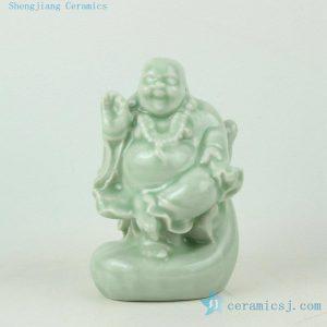 Jingdezhen ceramic buddha figurine