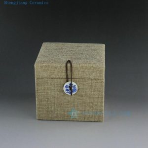 Tea ware packing box