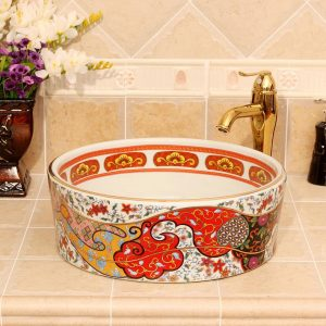 Jingdezhen Ceramic sanitary ware china colored toilet bowl
