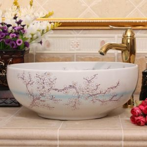 9 designs Porcelain vessel sink