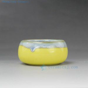 RYYF20 8cm Small Solid color ceramic pots