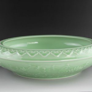 C62 Plain Color Ceramic Fishbowls and Planters