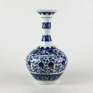 C72 Ceramic Blue and White Vases and Jars