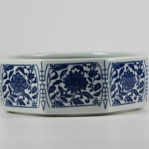 Blue White Ceramic Fish bowls
