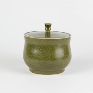 "6-7"" Tea Dust Glazed Ceramic Tea Jars"