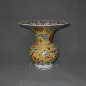 RYRK10 Hand Painted Porcelain Vases