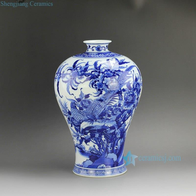 RZFD02 H13″ Qing dynasty Kangxi period reproduction Bright ...