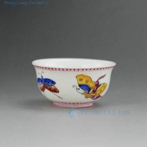 RYMY17 50CC Hand Painted Tea Cups