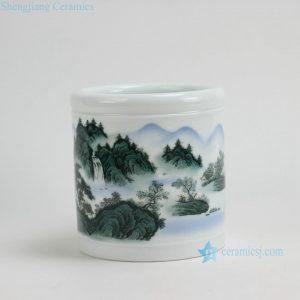 Porcelain Pen Holder
