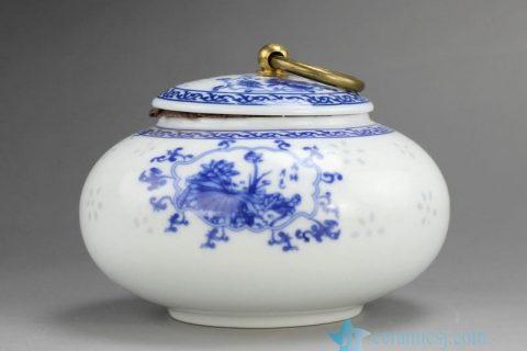 RZEJ 11 Design Ceramic Tea Jars