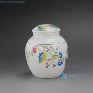 RZFL06 Small Ceramic Jar