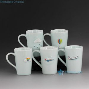 RZFM01 Hand Made Ceramic Mugs
