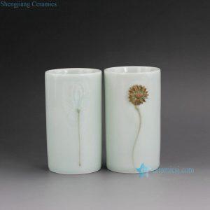 RZFN01 Hand Made Ceramic Mugs