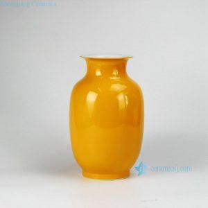 RYNQ20-B Plain Ceramic Vase