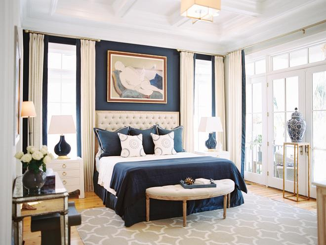 Contemporary Bedroom by Steven Ford Interiors
