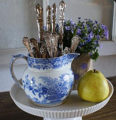 Decorating With Antiques: Functional, Affordable Ceramics