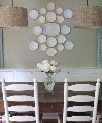 Eclectic Kitchen Kitchen Banquette