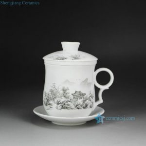 CBAD05-G Snow Design Cearmic Mug