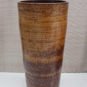 YL-TZ-0032 Ring teeth grain ceramic pedestal sanitary ware