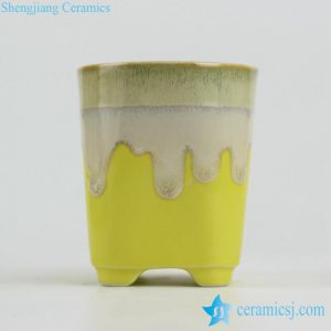 RYYF30-A/B/C/D/E/F/G/H/I/J/K/L/M Different types of ceramic small planters for veranda