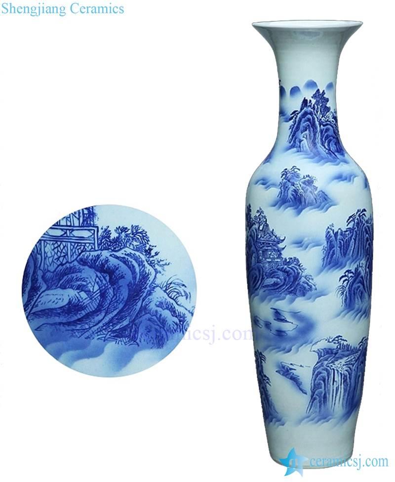 floor ceramic Vase