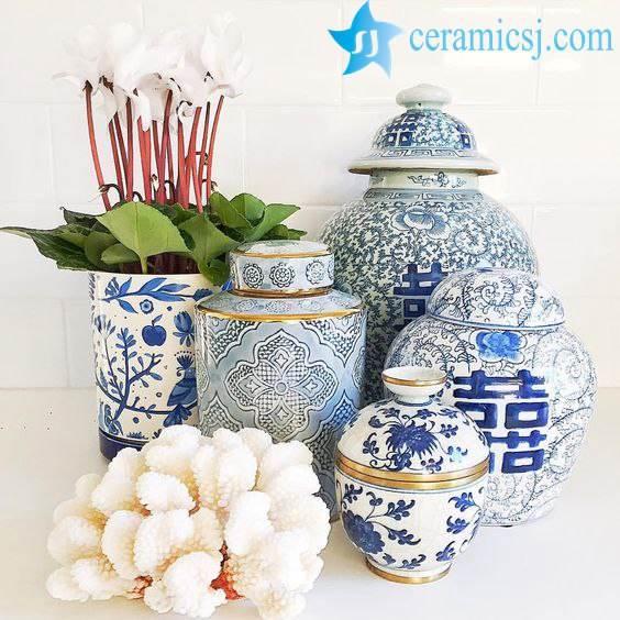 shengjiang ceramics jar