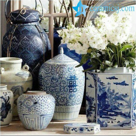 classic home decor jars