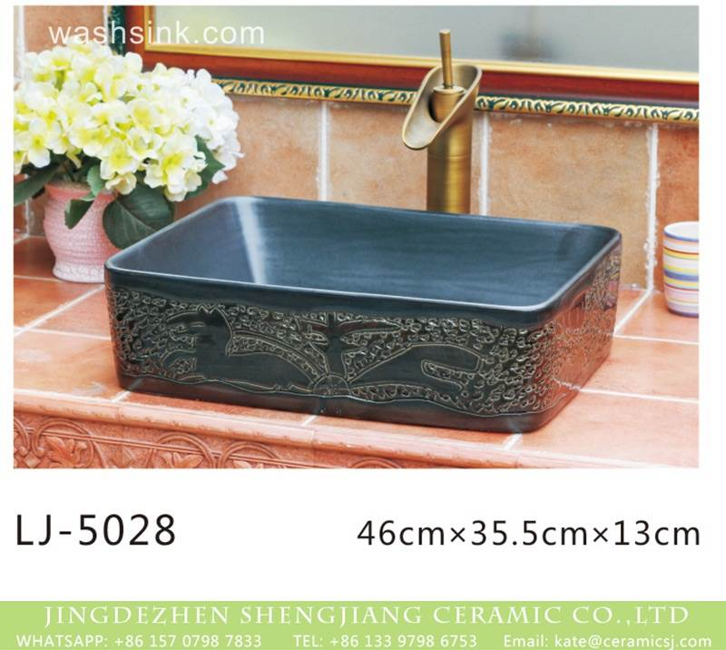 ceramic  wash sink