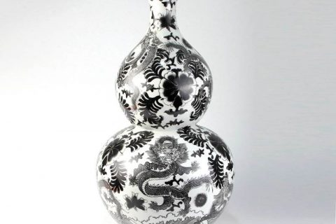 Chinese Black-- the Black and White style Ceramic