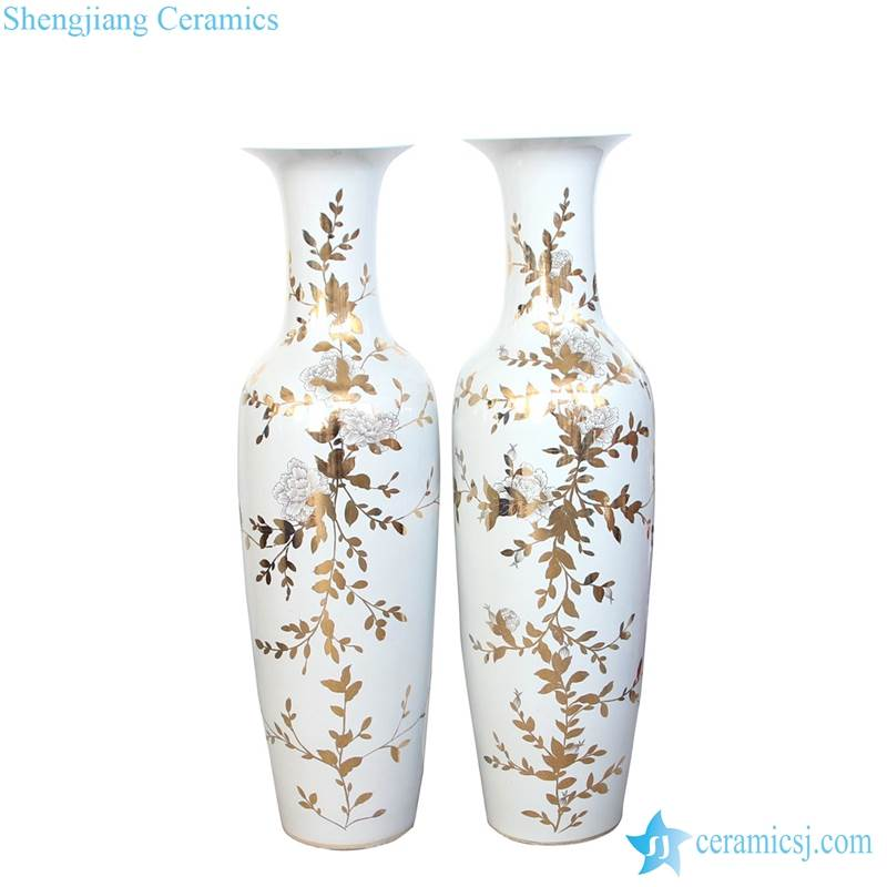 Floor Vase Jingdezhen Shengjiang Ceramic Co Ltd Jingdezhen Hand Painted Ceramics Porcelain