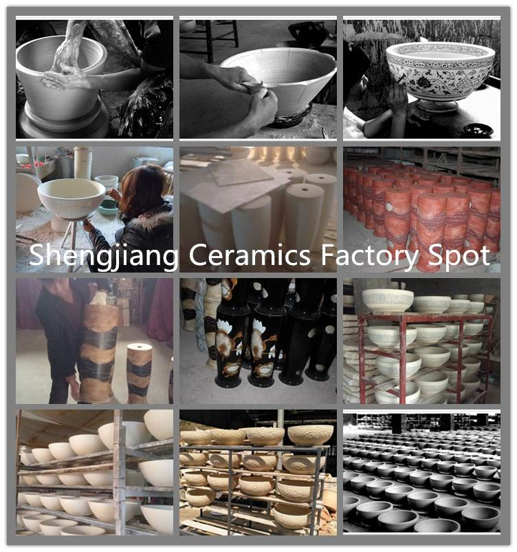 Ceramic Wash sink factory