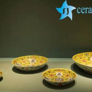 Ceramics in the Chinese TV Play
