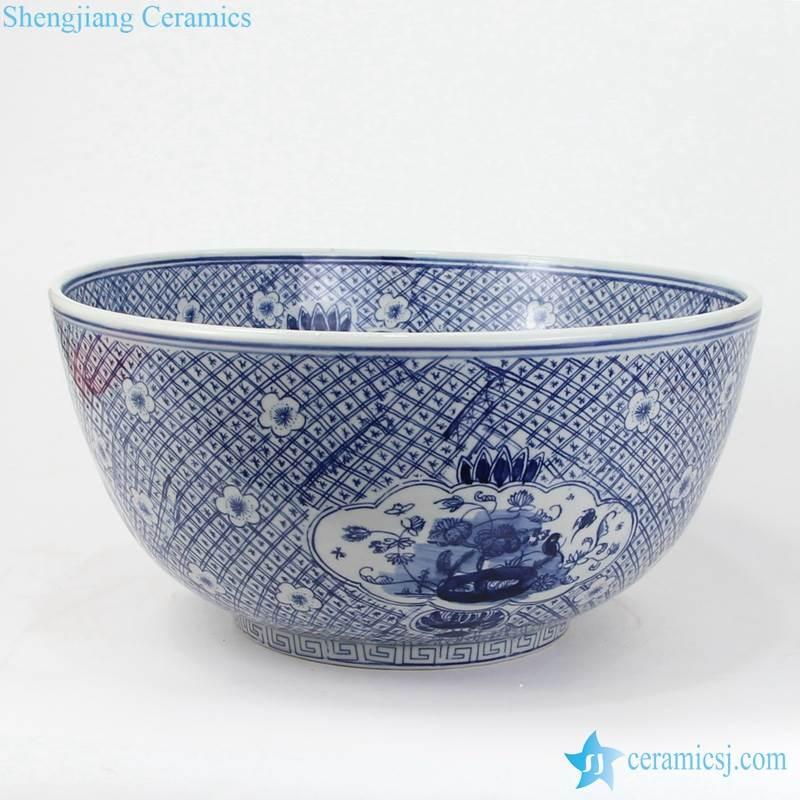 ceramic fruit basket