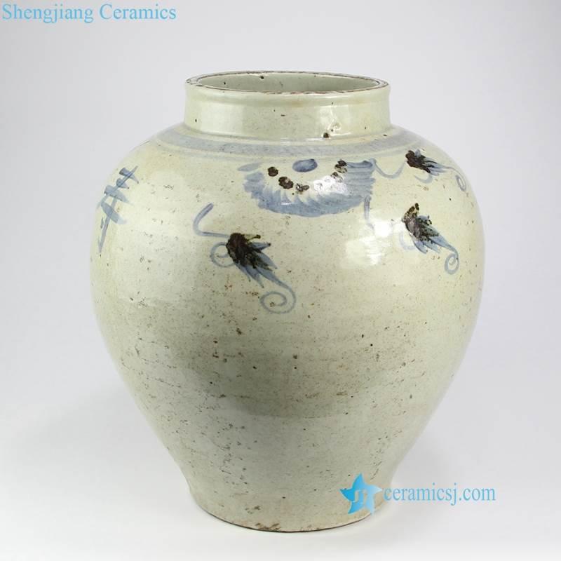 Ming dynasty longevity word vase