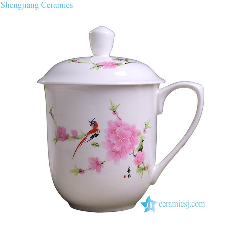 cherry blossom cup