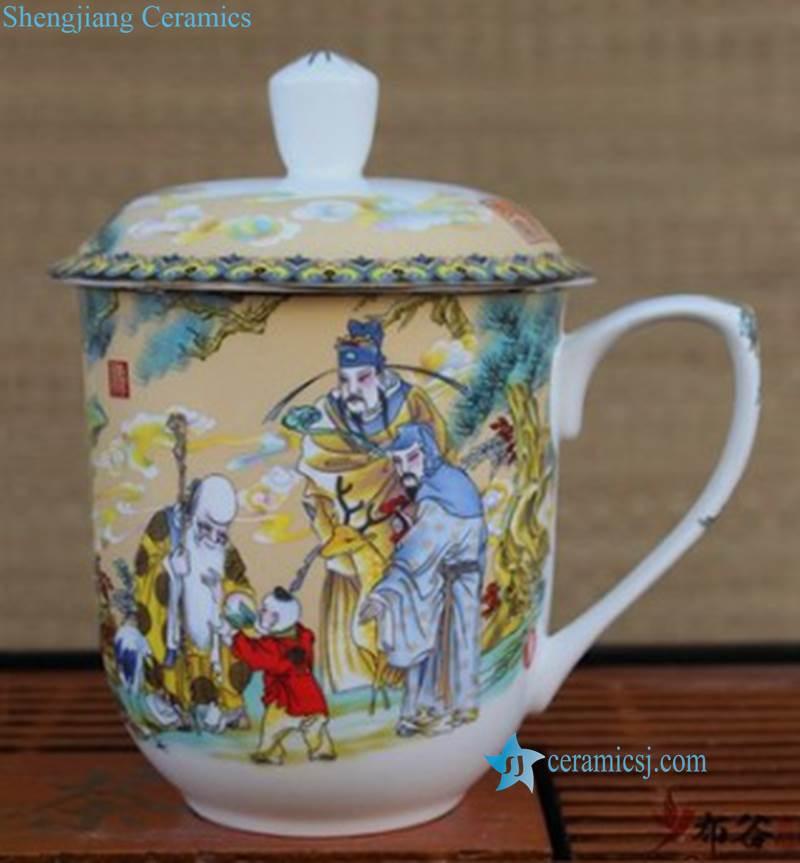 China Gods cup